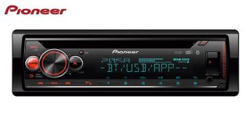 PIONEER DEH-S720DAB: Autoradio mit DAB+, CD, USB, Bluetooth · Konnektivität für iPhone und Android